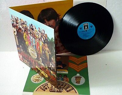 the beatles, sgt peppers lonely hearts club band, Vinyl NM | LP HÖR ZU SHZE 401