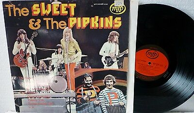 the sweet & the pipkins vinyl VG+ | LP mfp 5248 made in Germany 1974