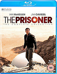 The Prisoner (Blu-ray, 2010, 2-Disc Set) NEW and SEALED