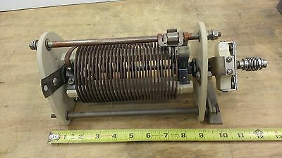 Heavy Duty Roller Inductor 0-36 uH