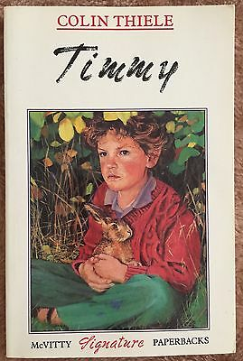 Timmy ~ COLIN THIELE Paperback