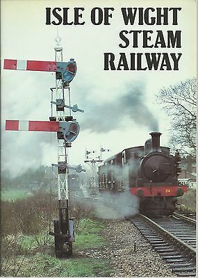 Guide to the Isle of Wight Steam Railway