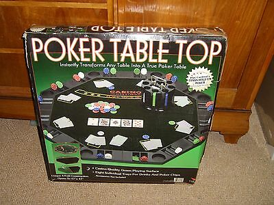 Card Tables & Tabletops.