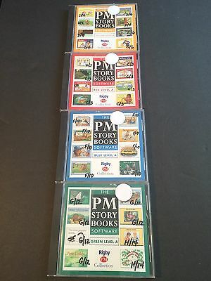 PM Story Books Rigby Collection Software, Level A