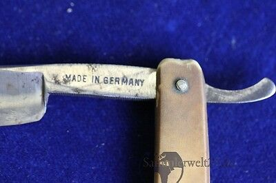 altes 6/8 Zoll Rasiermesser Made in Germany