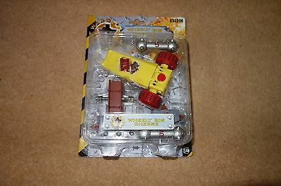 ROBOT Wars Wheely Big Cheese Pullback Carded BNIB unopened and unused-RARE.