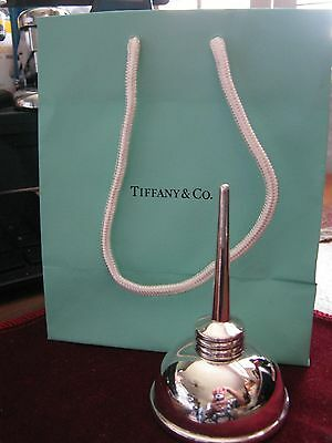 "Sterling Silver TIFFANY & Co. 3 3/4"" VERMOUTH DROPPER for a ""Dry Martini"" w/ BAG"