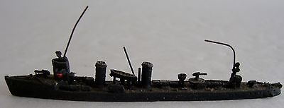 1:1250 Scale Neptun Navis 64N Torpedo Boat G 37 1917 Model Made In Germany
