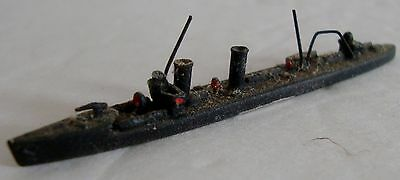 Neptun Navis 1:1250 Scale German V1 65 Torpedo Boat Model Metal Ship