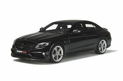 1:18 GT Spirit GT132 Mercedes Brabus 650 Sedan (C63 AMG S) Black