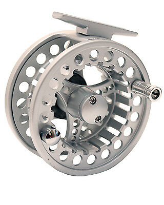 Fly Fishing Aluminium Alloy 3/4/5 Trout Fly Reel, Salmon, Sea Trout