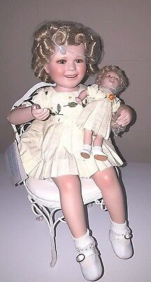 Shirley Temple and her Doll (Danbury Mint)
