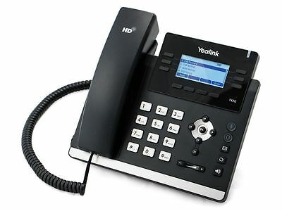 Yealink T42G Gigabit VoIP Phone - POE - Free Delivery -