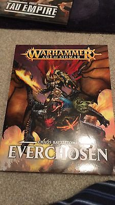 Battletome: Everchosen (Hardback English) Games Workshop Warhammer Age of Sigmar