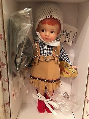 Tonner Effanbee SQUARE DANCE PATSYETTE DOLL NIB Sculpted Head Retired!