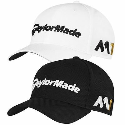 TaylorMade Tour 39-Thirty Hat  White Small/Medium