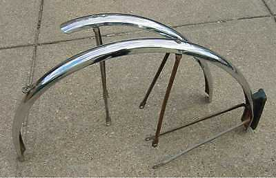 1978 Bicycle Schwinn Speedster & Others Front & Rear Chrome Fenders