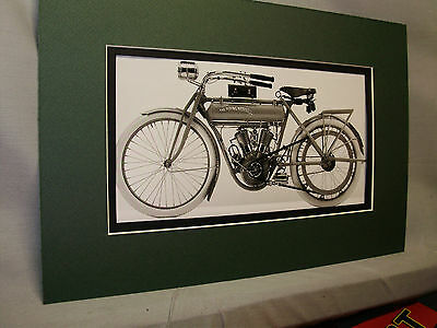 1911 Flying Merkel Model V  USAMotorcycle Exhibt from Automotive Museum