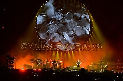 David Gilmour Photo 8x12 or 8x10 inch 2016 MSG NYC, NY Rattle That Lock Tour 42