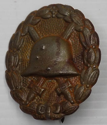 WW1 Original German Army Gold Wound Badge