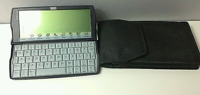 Psion Revo Plus 8 MB Palmtop Computer, Organiser 1999 vintage tech no charger