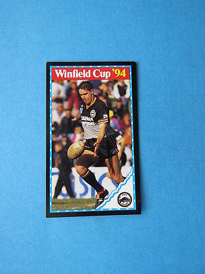 1994 - Winfield Cup (Rothmans) - 037 - Penrith - Brad Fittler 1
