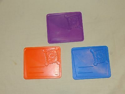 3 Fisher Price Laugh & Learn Home MAIL ENVELOPES Replacement Pieces