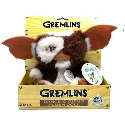 "NECA NECA30630 20 cm ""Gremlins Dancing Gizmo"" Deluxe Plush figure with Sound"