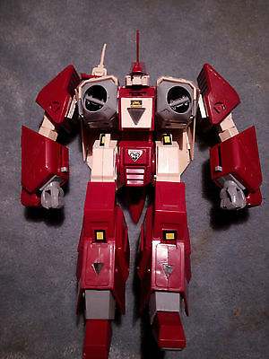 Macross Robotech Mospeda red Alpha Legioss fighter loose - 1/55 scale