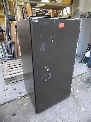 Heavy Duty Steel Safe Adjustable Shelving W/ Key 2 Available