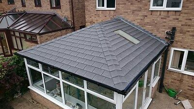 Fully Solid Insulated Tiled Roof - Garden Room
