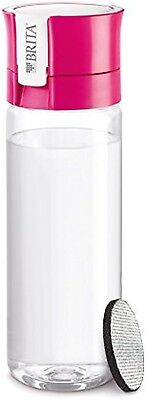 BRITA Fill and go Vital Water Filter Bottle -Pink FREE Shipping BRAND NEW