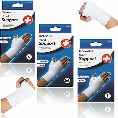 Palm Wrist Hand Support Glove Elastic Brace Sleeve Bandage Gym Band Wrap Widely