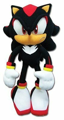 "Sonic the Hedgehog Plush Black Shadow - 10"" Soft Toy"