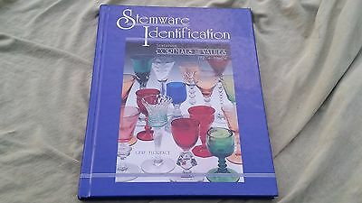 Stemware Identification Featuring Cordials 1920's-60's with Values Gene Florence