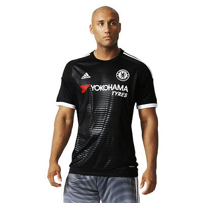 Adidas Chelsea Football Club 3 Jersey Licensed Match ClimaCool T-Shirt 2015/2016