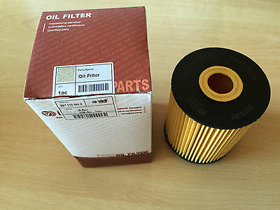 One Buy One Free Oil Filter For Q7 Q8   For Audi Vw Skoda Seat 021115562A