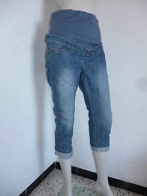 pantacourt grossesse jeans CalinKalin taille 40