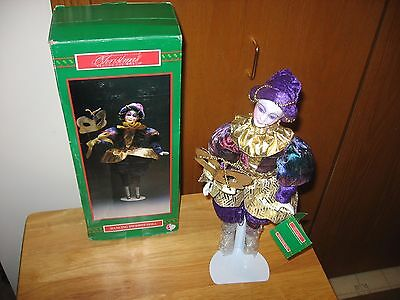 Christmas Around the World-Dnacing Pierrot Doll