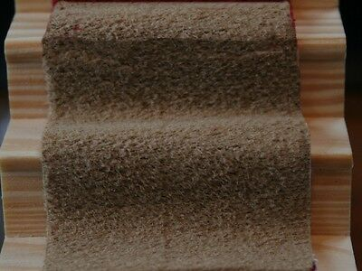 Light Brown  Stair Runner  For The 1.12 Scale Dolls House Miniature