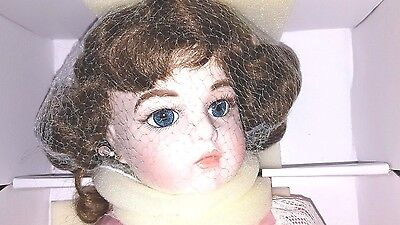 "PARADISE GALLERIES LILLIAN ROSE 20"" Doll - Brown Hair and Brown Eyes NIB"