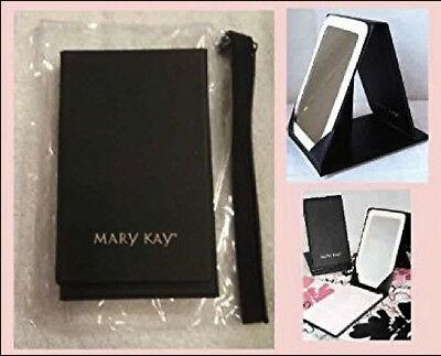 Mary Kay Travel Make-Up Mirror Fold Flip Stand, Foldable, NEW!!! Trips Holidays