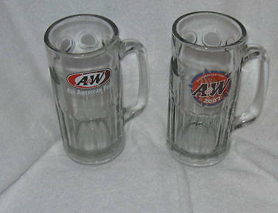 2 A&W Root Beer Mugs, A&W Restaurants..each are 16oz