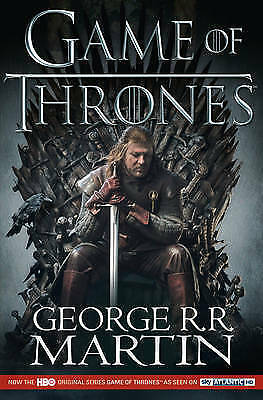 NEW -A Game of Thrones by George R. R. Martin (Paperback, 2011)