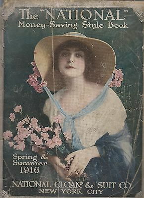 1916 Spring & Summer Catalog - The National - National Cloak & Suit Co. Nyc