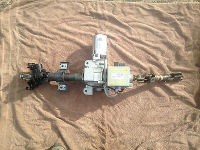 Corsa C Facelift Electric Power Steering Column