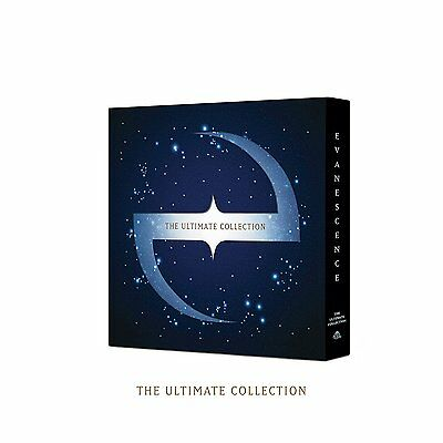 PRE ORDER - EVANESCENCE : THE ULTIMATE COLLECTION  (LP Vinyl) sealed