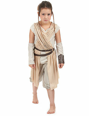 Déguisement luxe Rey pour fille - Star Wars VII Cod.231341