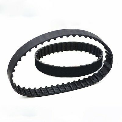 HTD 5M 400 Synchronous Wheel Close Loop Timing Pulley Belt 15/20/25/30mm Width