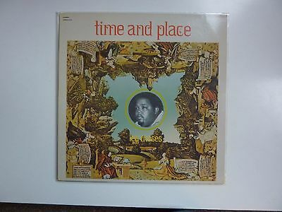 Lee Moses Time and Place Castle 2 LP ex con very rare see description